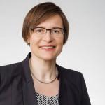 Portrait von Katrin Bernath anlässlich der Stadtratswahl 2016 im Fotostudio.