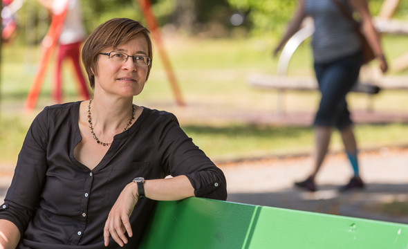 Stadtratswahlen Schaffhausen 2014, Katrin Bernath, Grünliberale